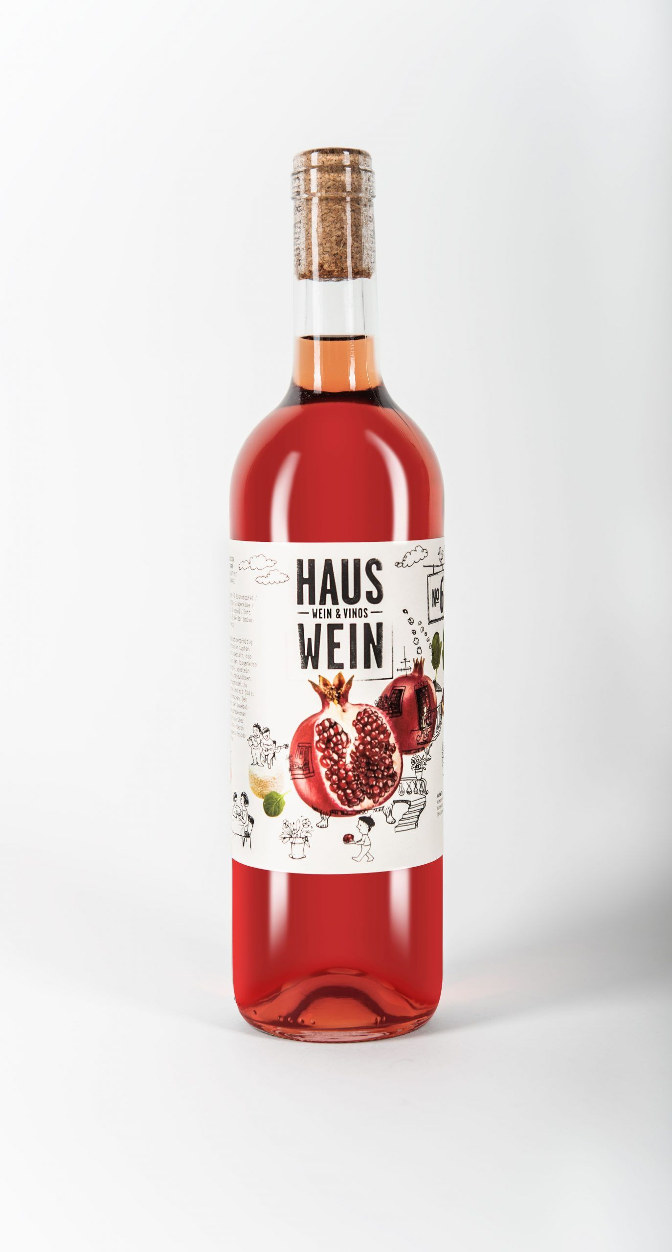 Haus Wein Packaging Design By Ruska Martin Associates See More At Ruskamarti Associates Design Haus Martin Packaging Ruska Ruskamarti Wein In 2020