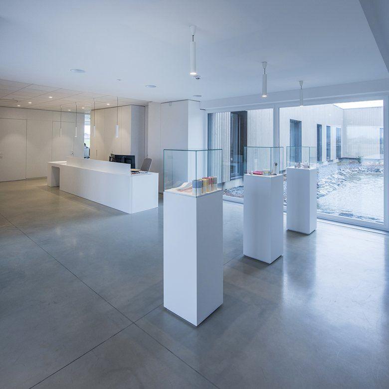 Bureaux 3E Concept, Hallennes-lez-Haubourdin, 2015 - guillaume da ...