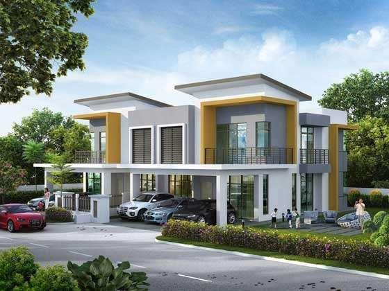 Modern dream homes exterior designs. | Outdoor Spaces | Pinterest ...