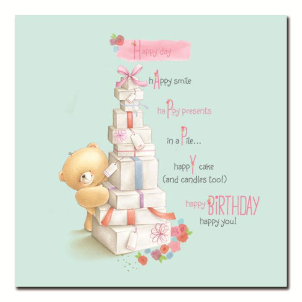 Pin by elizabeth martnez on forever friends designs pinterest teddy bear forever friends birthday wishes bookmarktalkfo Images