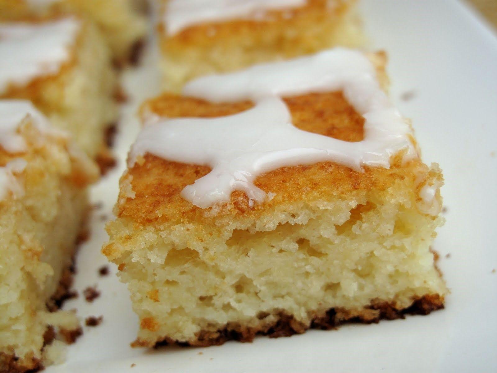 Lemon Drizzle Cake Sweetly Stevia