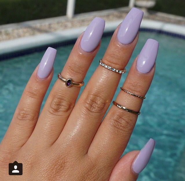 That beautiful lavender color