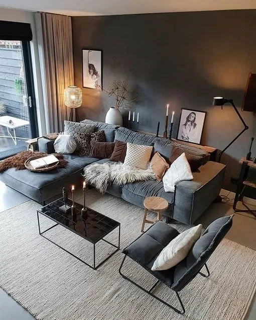 41 Ideas Apartment Decorating For Men Small Spaces Living Rooms For 2020 In 2020 Apartment Living Room Living Room Decor Apartment Modern Room #small #space #living #room #decorating #ideas