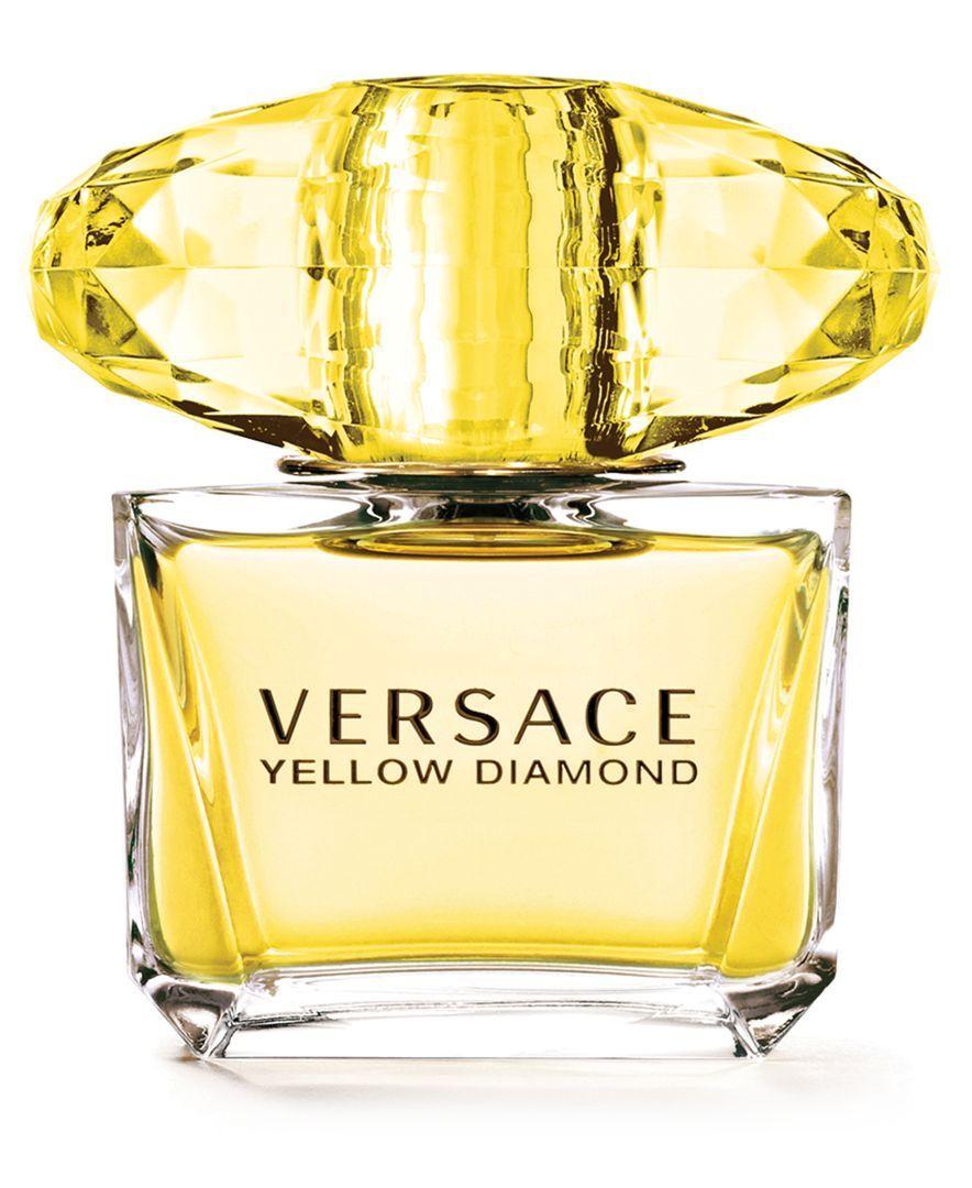 Yellow Diamond Eau de Toilette Spray, 3 oz Perfume