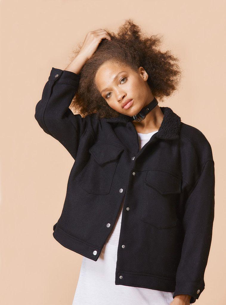 Manda Jacket