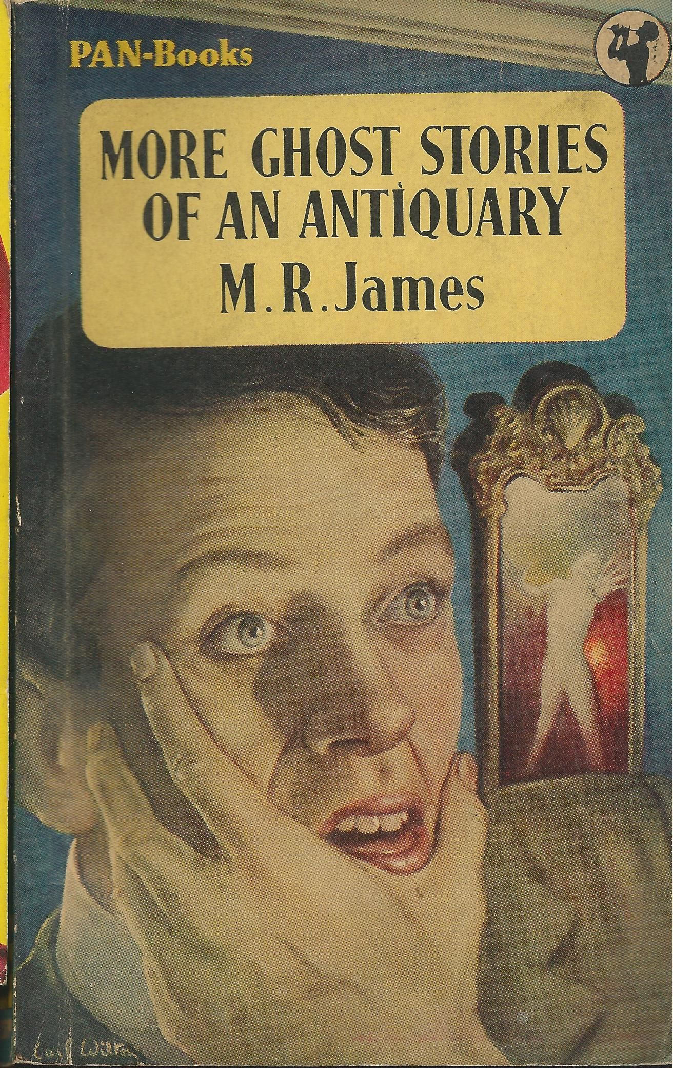 More Ghost Stories Of An Antiquary Pan Book By M R James