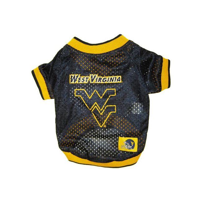 West Virginia University Jersey Medium