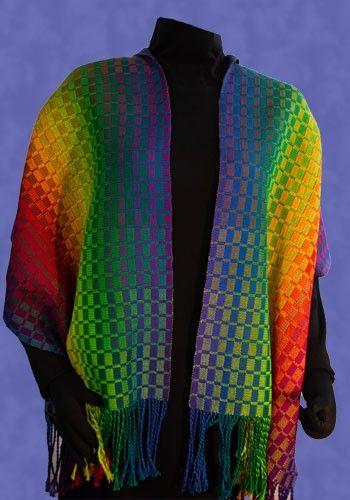 Jennifer Moore: Doubleweaver #scarvesamp;shawls