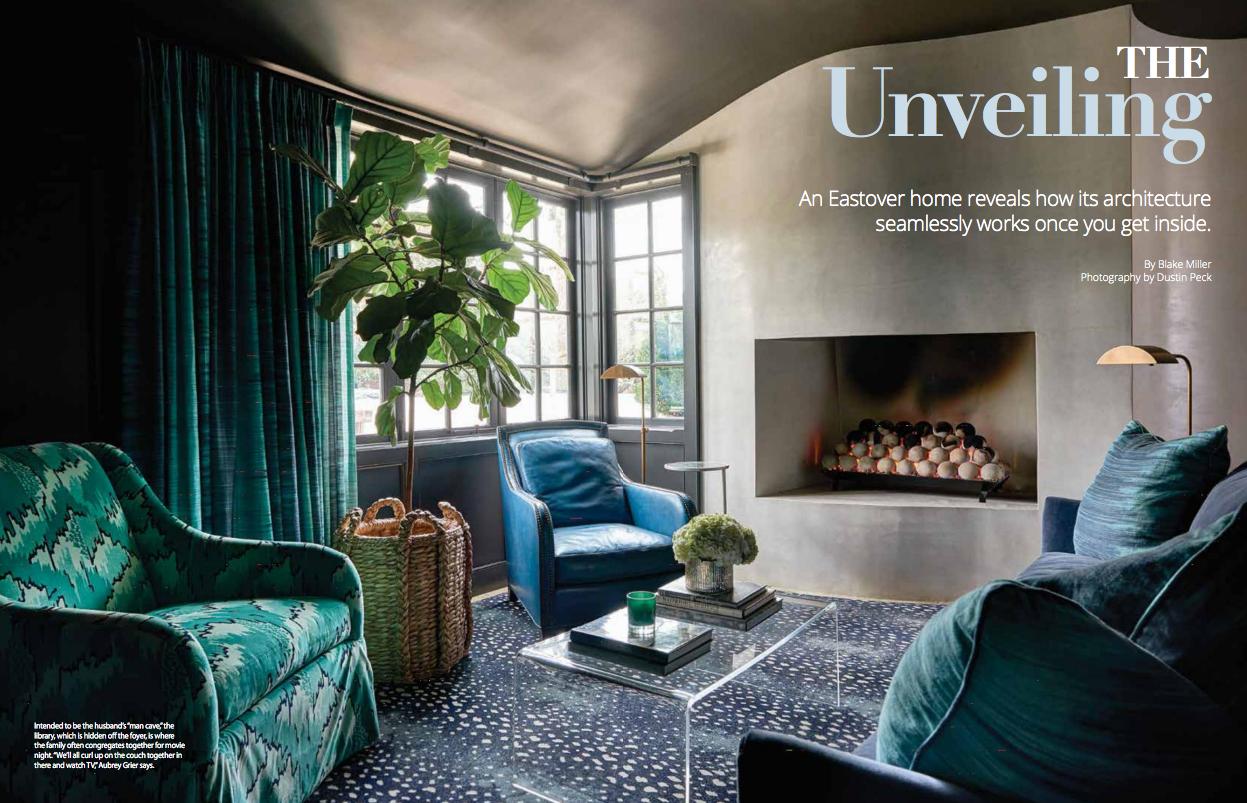 Press Love Charlotte Home Design Decor March 2018