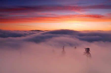 13 Breathtaking Landscapes during Sunrise