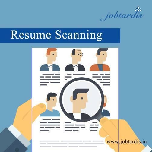 Scan your Resume  Improve your possibility or Get plenty of job