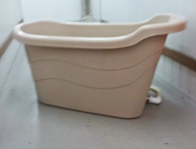 julie 39 s bathtub enjoy your bath with portable bathtub