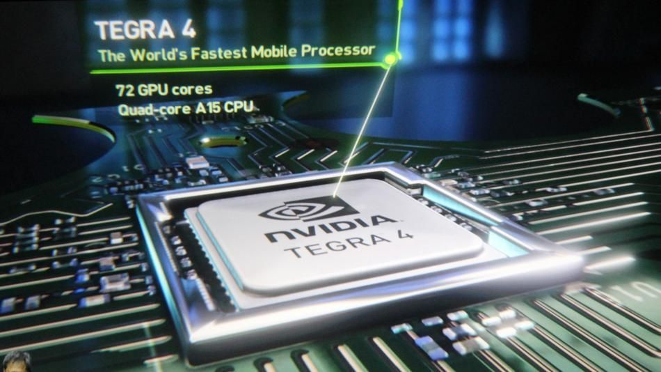 Nvidia officially launched its next mobile chip, the Tegra 4 at CES 2013.