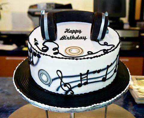 how to make a dj cake