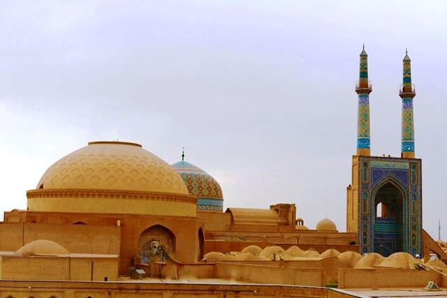Yazd City Guide Iran Travel City Guide Iran Tourism