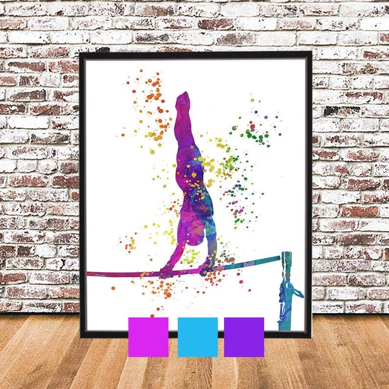 RFA Fine Art Uneven Giclee on Paper Wall Art