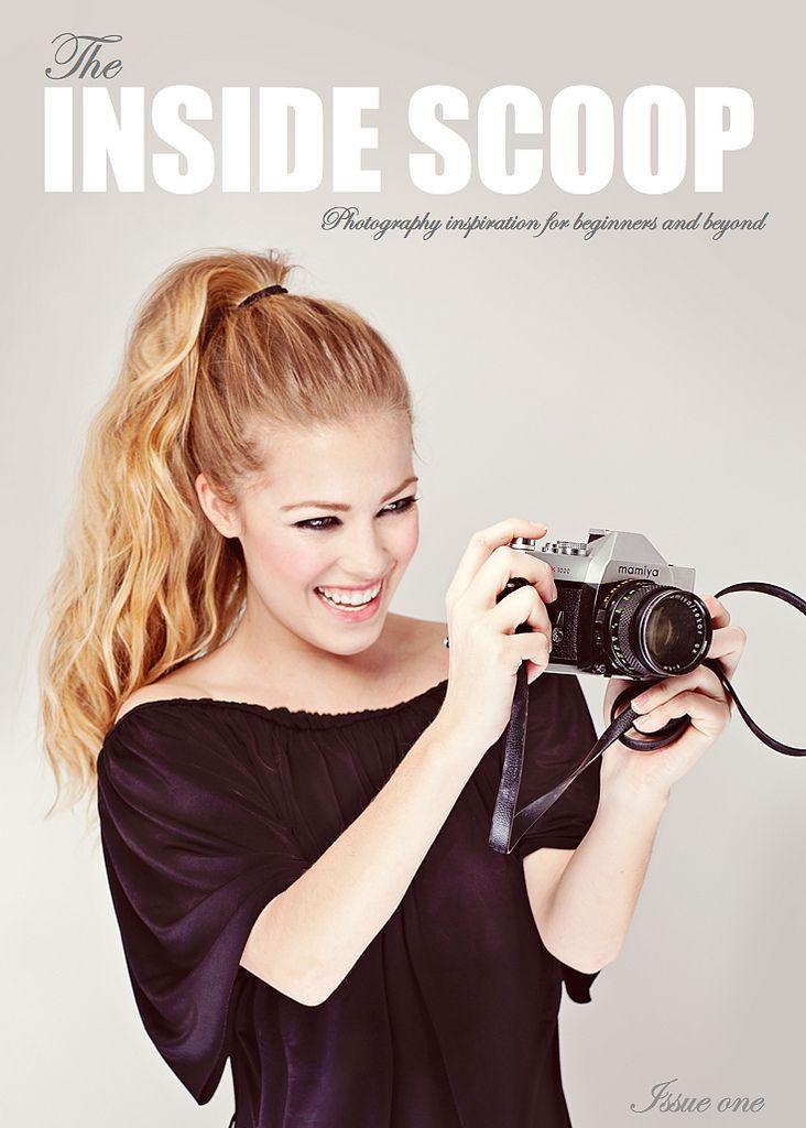 Free mini magazine for photography passionistas!