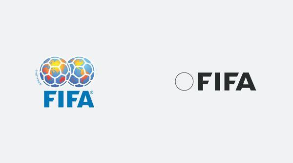 FIFA Rebrand by Darren Healey, via Behance