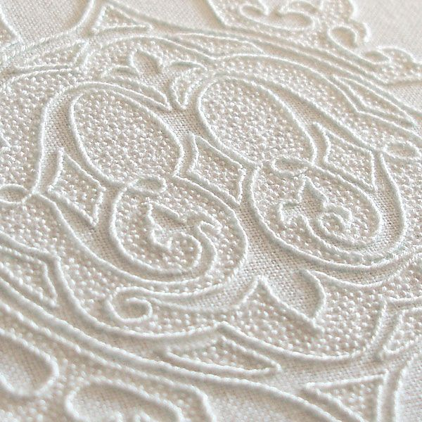 Whitework embroidery from stitches to patterns