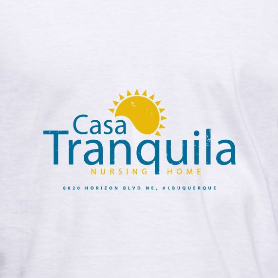 Casa Tranquila – Nursing Home. This tribute t-shirt is inspired by ...