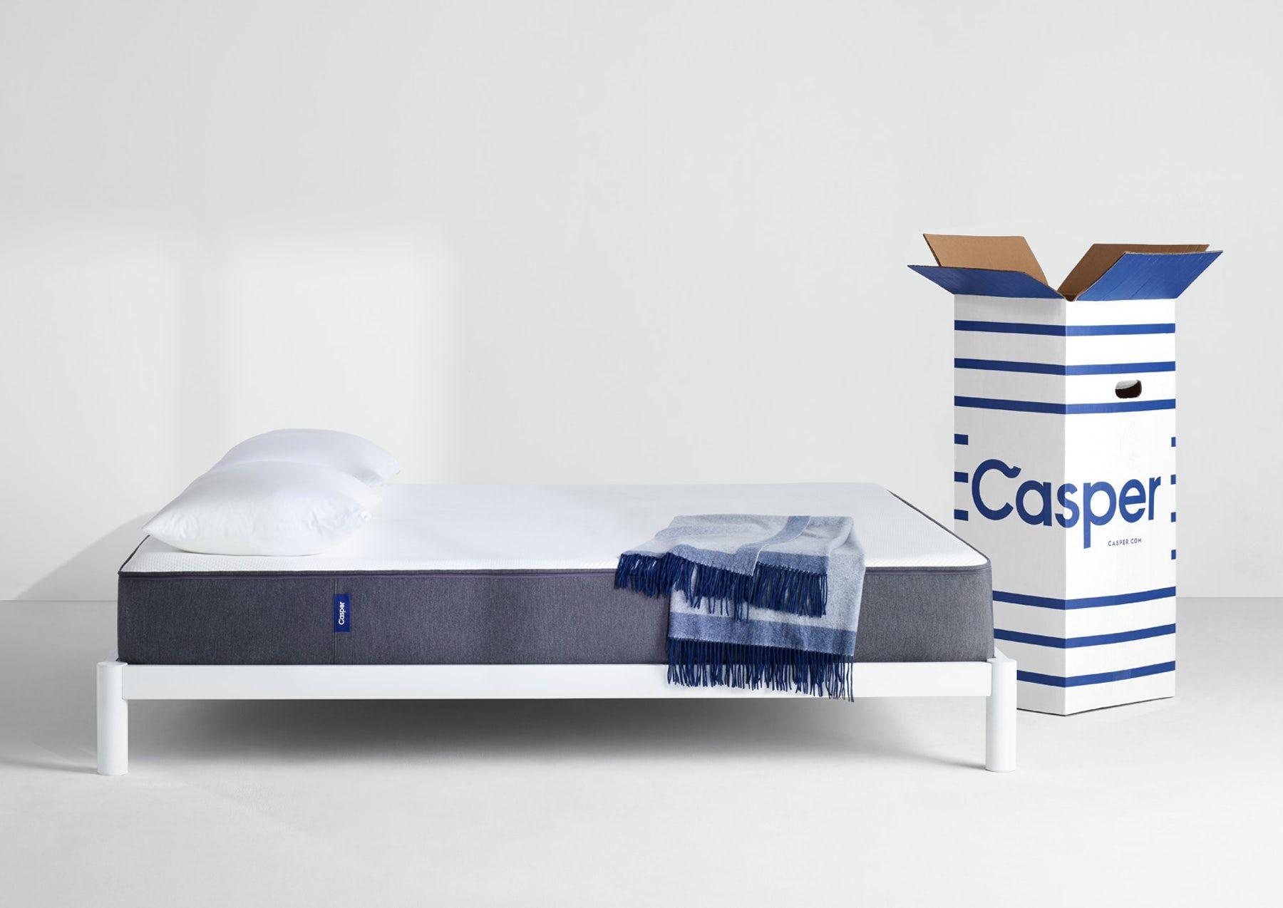 The Casper Original Best Memory Foam Mattress Best Mattress