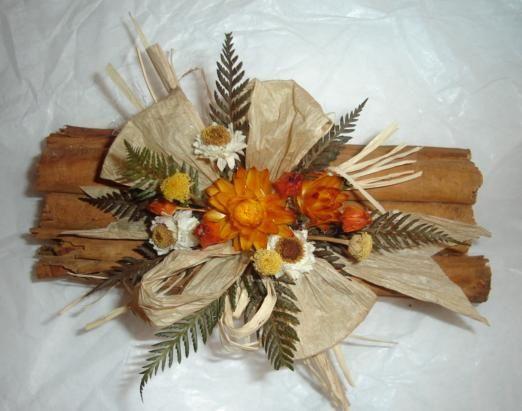 Centro de mesas con flores secas cerca amb google dried flower pinterest flores secas - Plantas secas decoracion ...