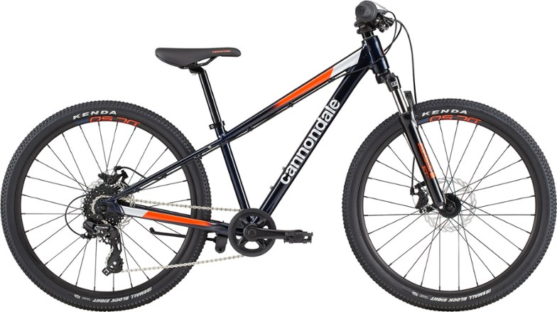 Cannondale Trail 24 Kids Bike Midnight In 2020 Kids Bike Cannondale 24 Bike