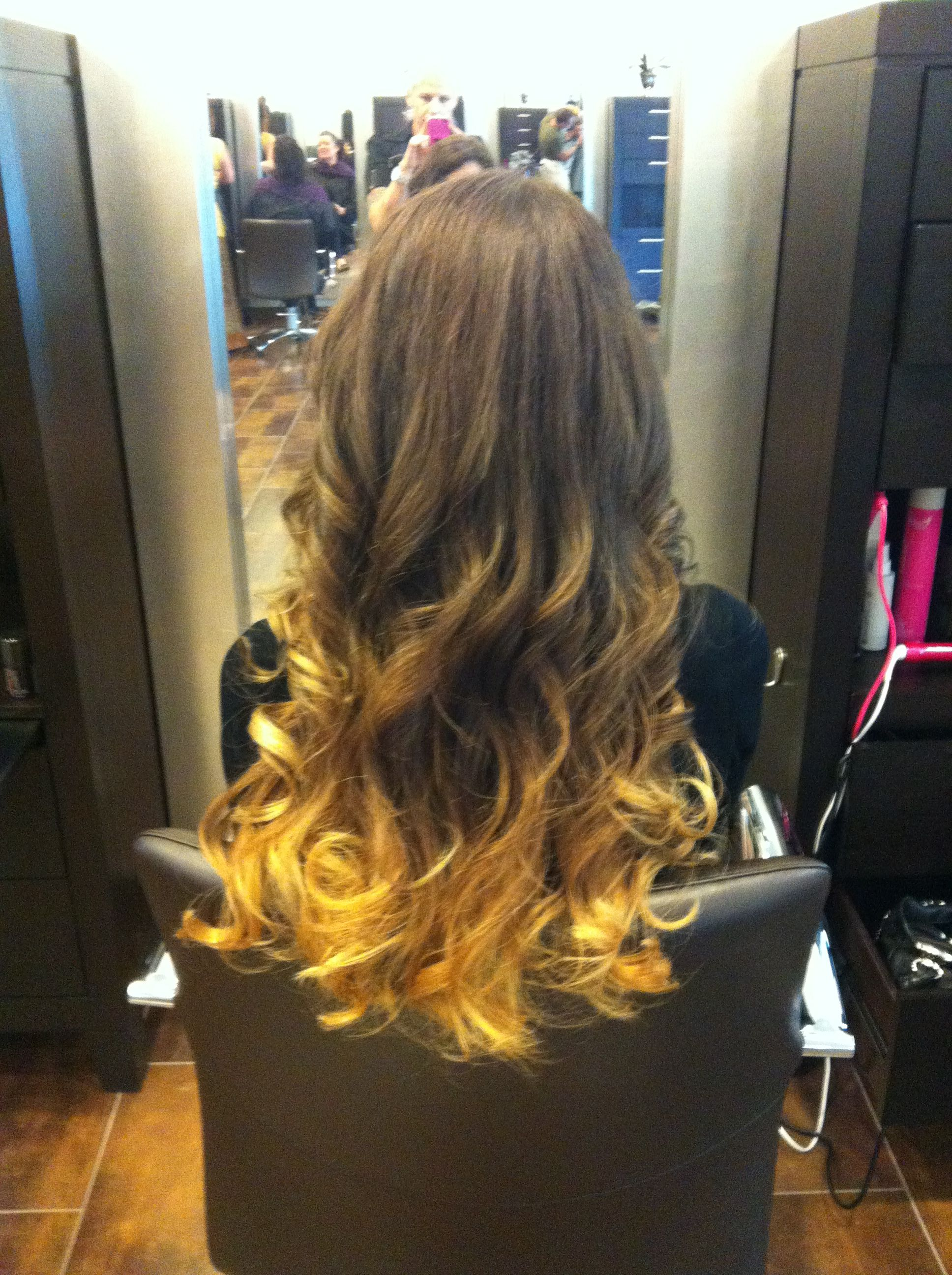 Ombre By Me Muse A Hair Salon In Boca Raton Long Hair Styles Hair Styles Hair