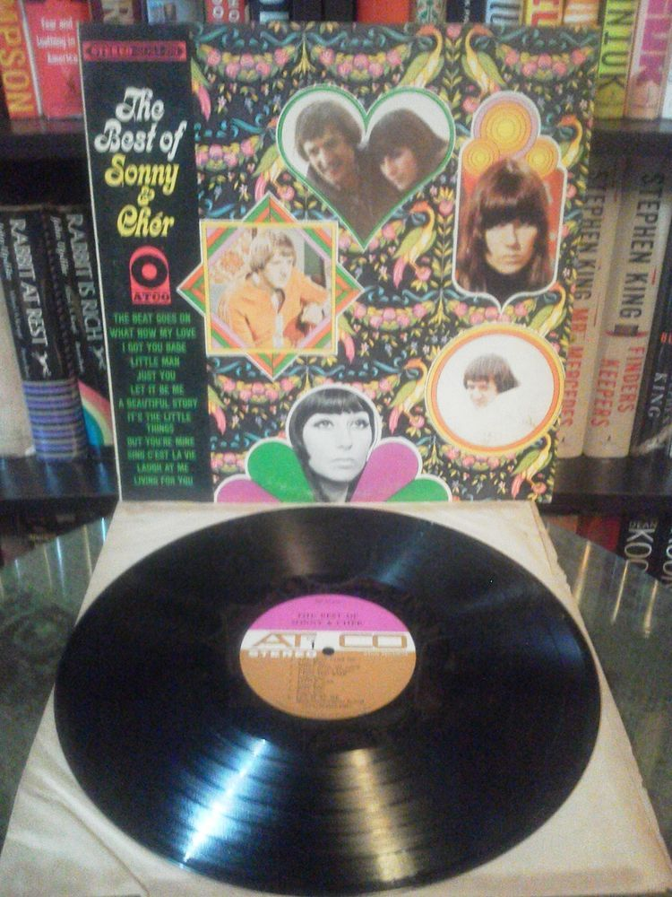 And The Beat Goes On The Best Of Sonny Cher Vinyl Lp 1st Pressing 1967 Vinyl Vinyl Show Rock And Roll