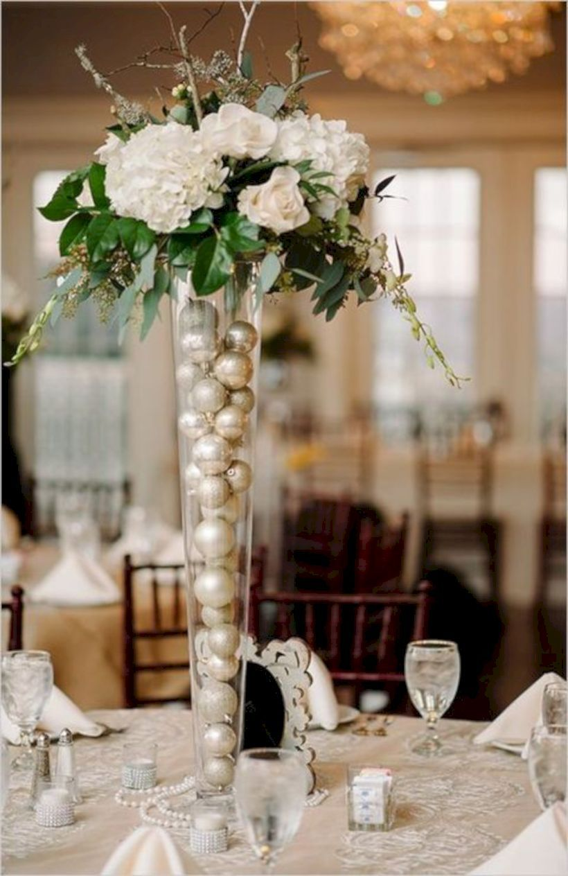 easy winter centerpiece decoration ideas to try home source https also rh pinterest