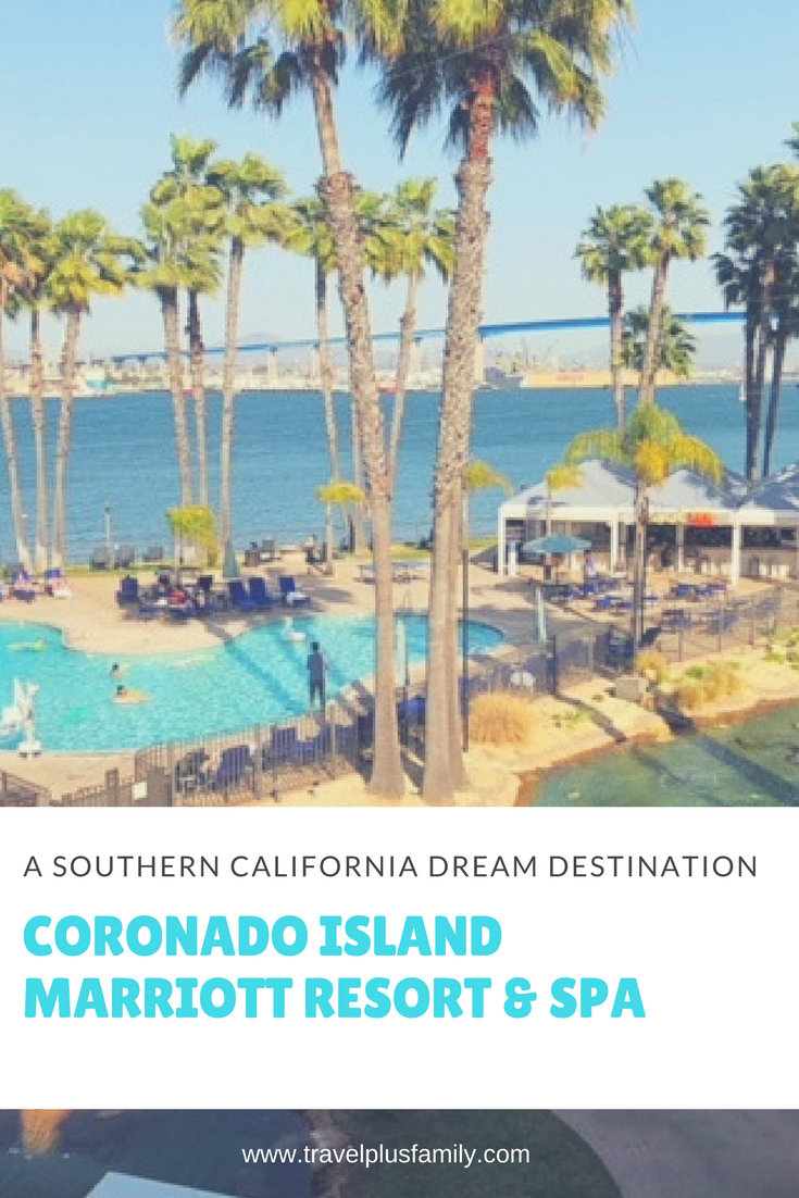 Southern California Luxury Resorts: Coronado Island Marriott Resort And Spa