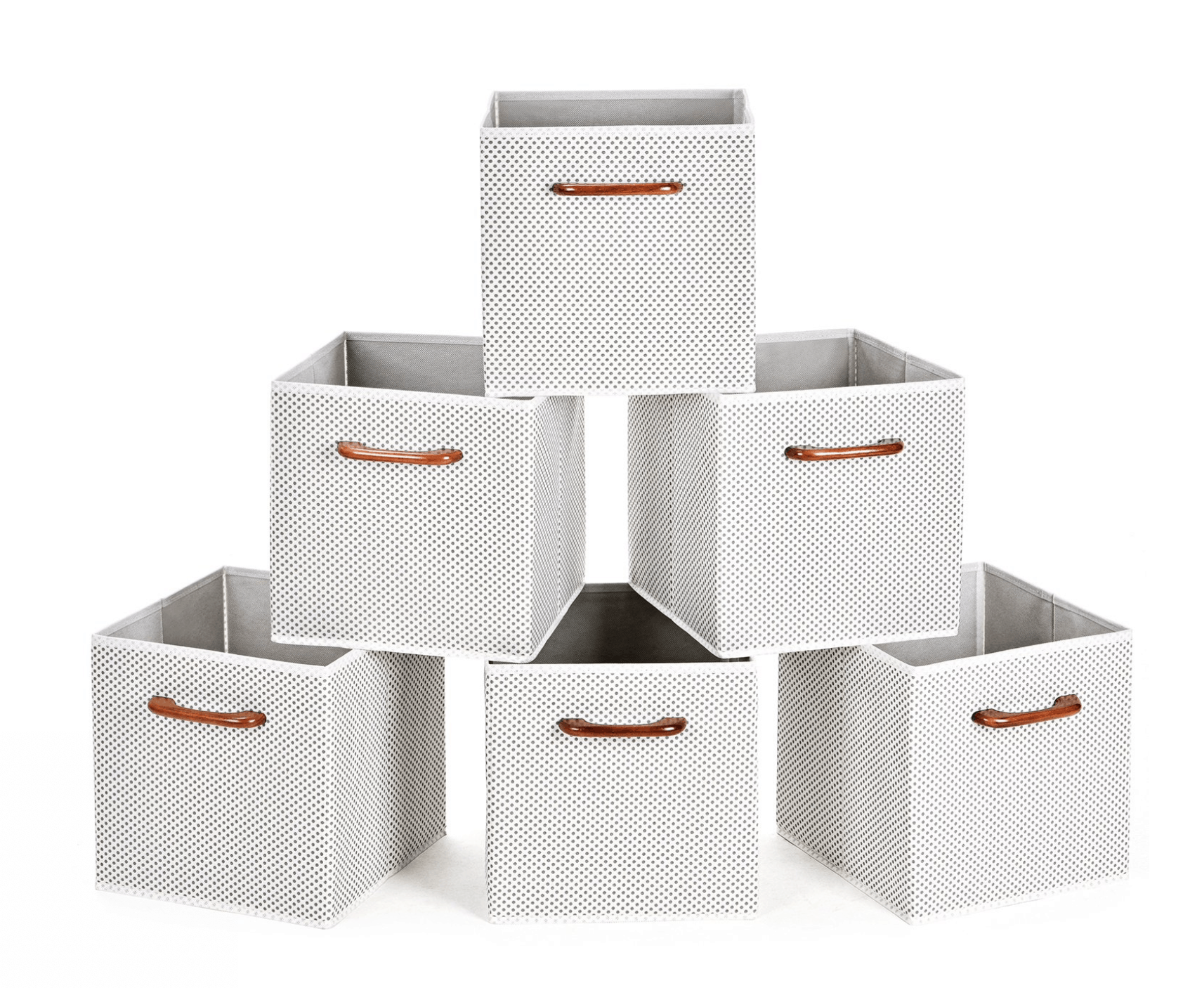 Storage Bins On Amazon That Make You Want To Organize Cheap Storage Bins Collapsible Storage Bins Fabric Storage Cubes