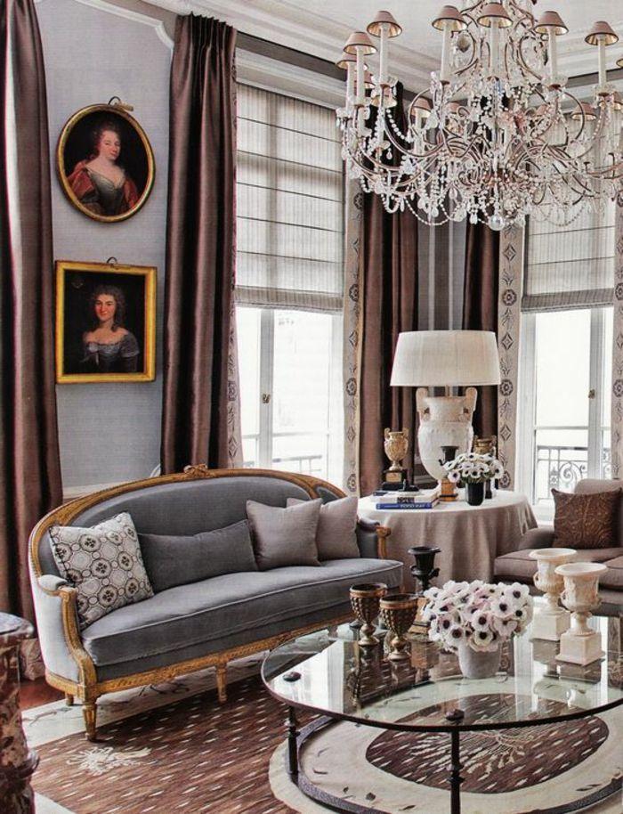 Designer Wohnzimmer - die Ihnen eine Vorstellung verschaffen werden - wohnzimmer design braun