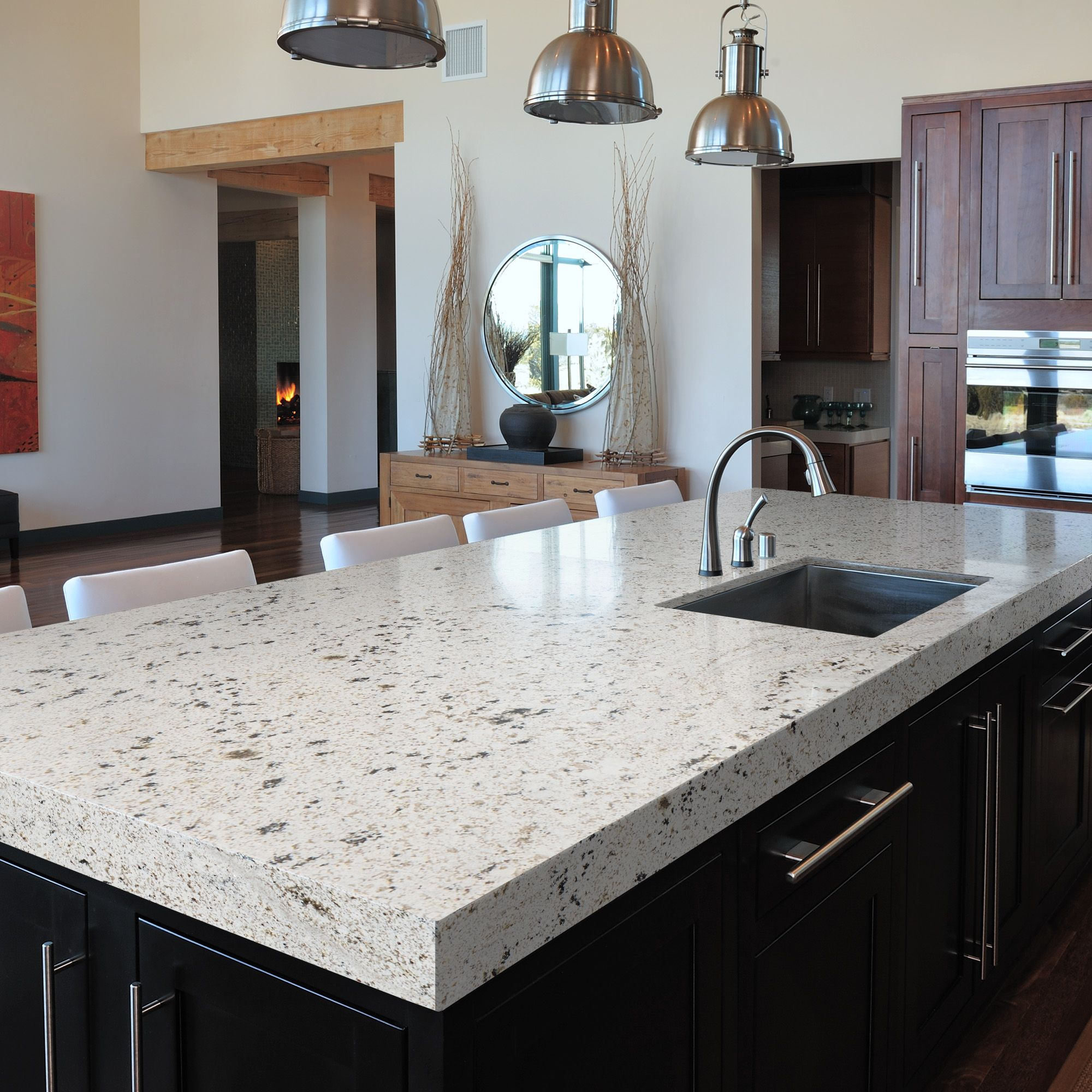 Lowes 39 sensa blanco gabrielle kitchen pinterest for Lowes countertops