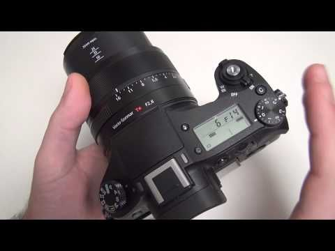 Sony RX10-II (DSC-RX10M2) First look review, part 1