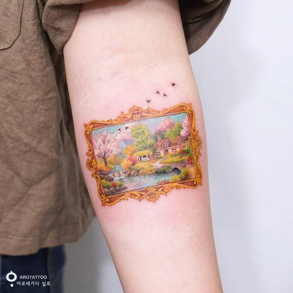 Silo Tattoos Incredible Body Art Masterpieces That Look: 65 Swoon-Worthy Tattoo Designs Every Girl Will Fall In