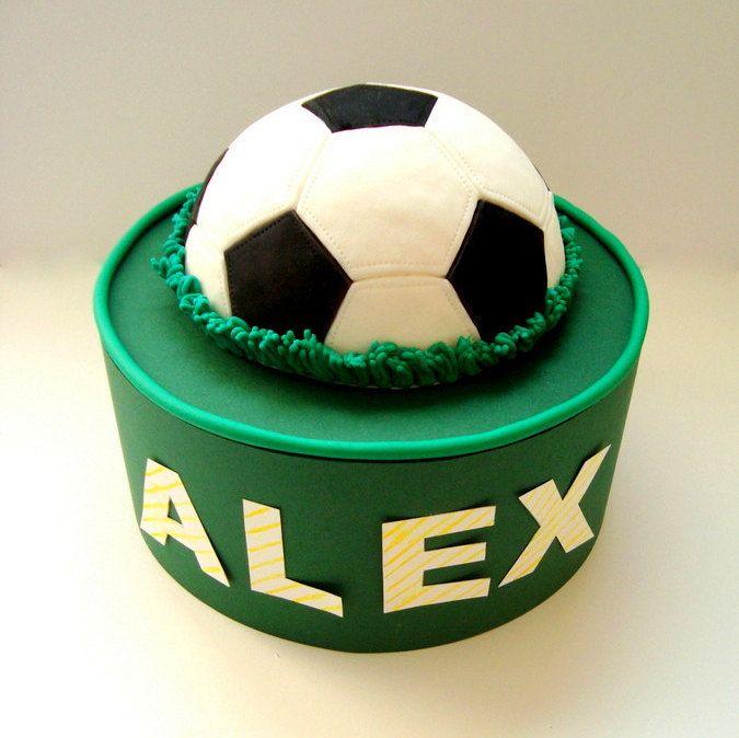 Soccer Ball Fondant 3d Cake Topper Half Sphere Sport Theme Birthday Boy Party Football Party Sports Theme Birthday Boy Birthday Parties 3d Cake Toppers