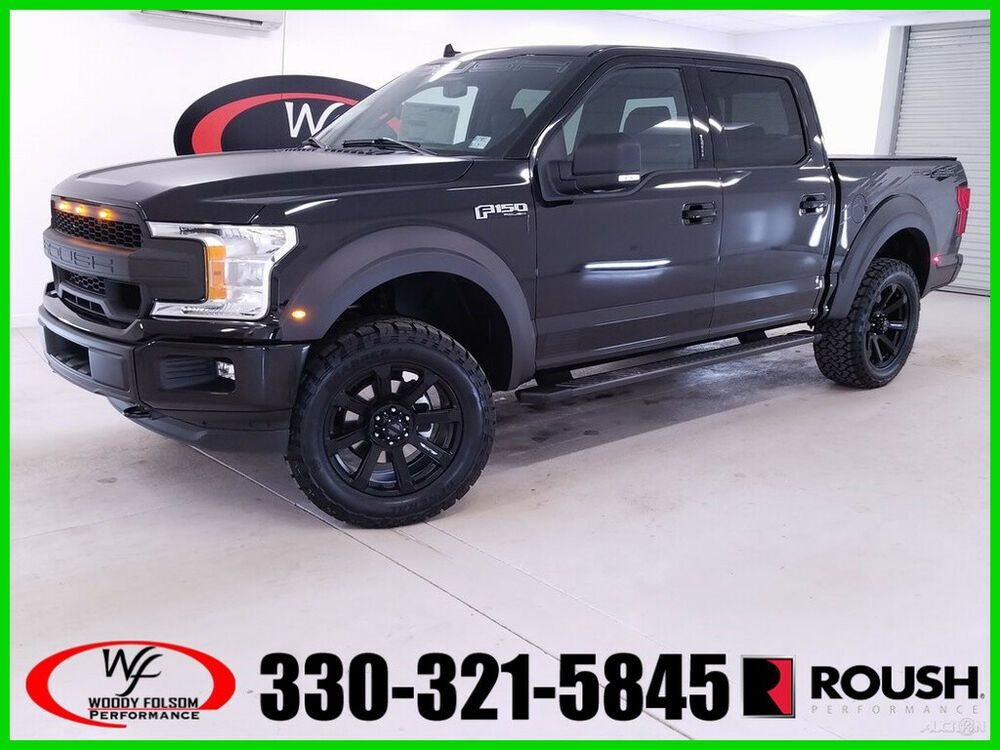 Ebay Advertisement 2019 Ford F 150 Roush Xlt 302a Loaded 2019
