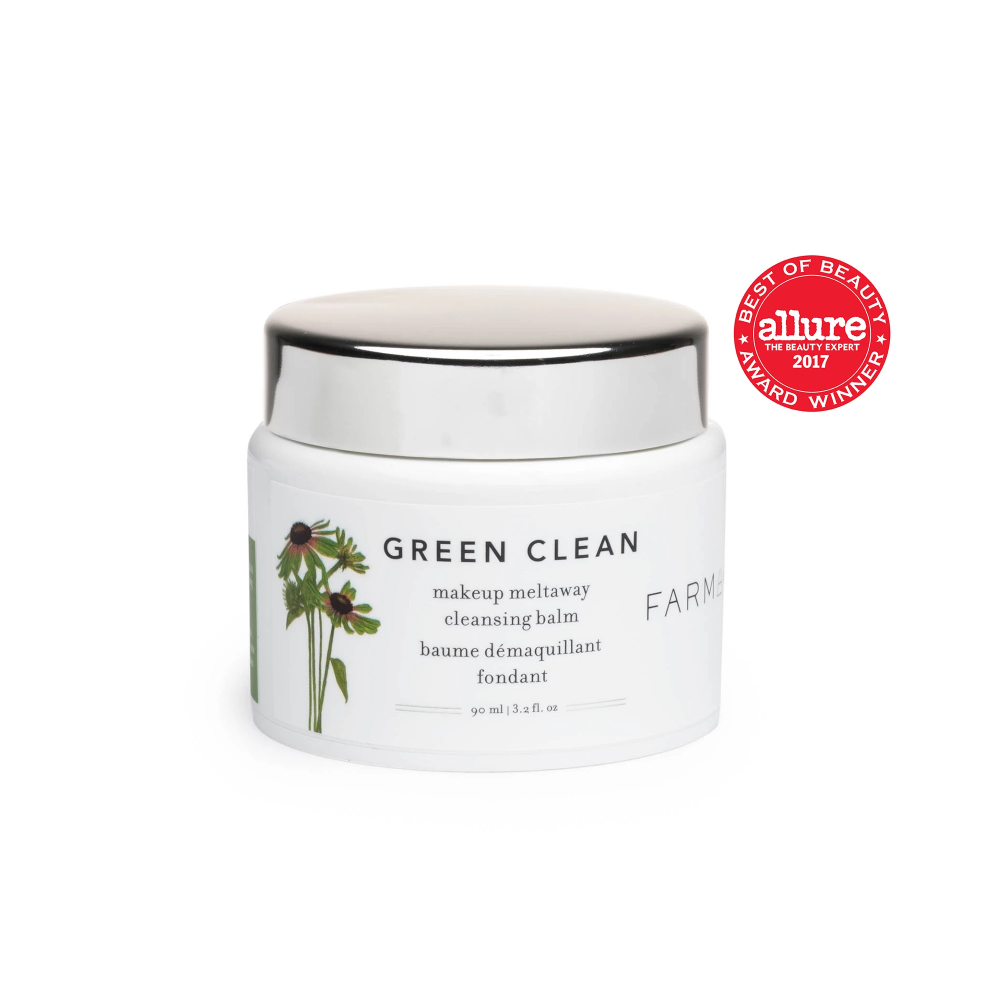 Green clean Green cleaning, Clean makeup, The balm