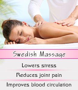 15 Health Benefits of Swedish Massage