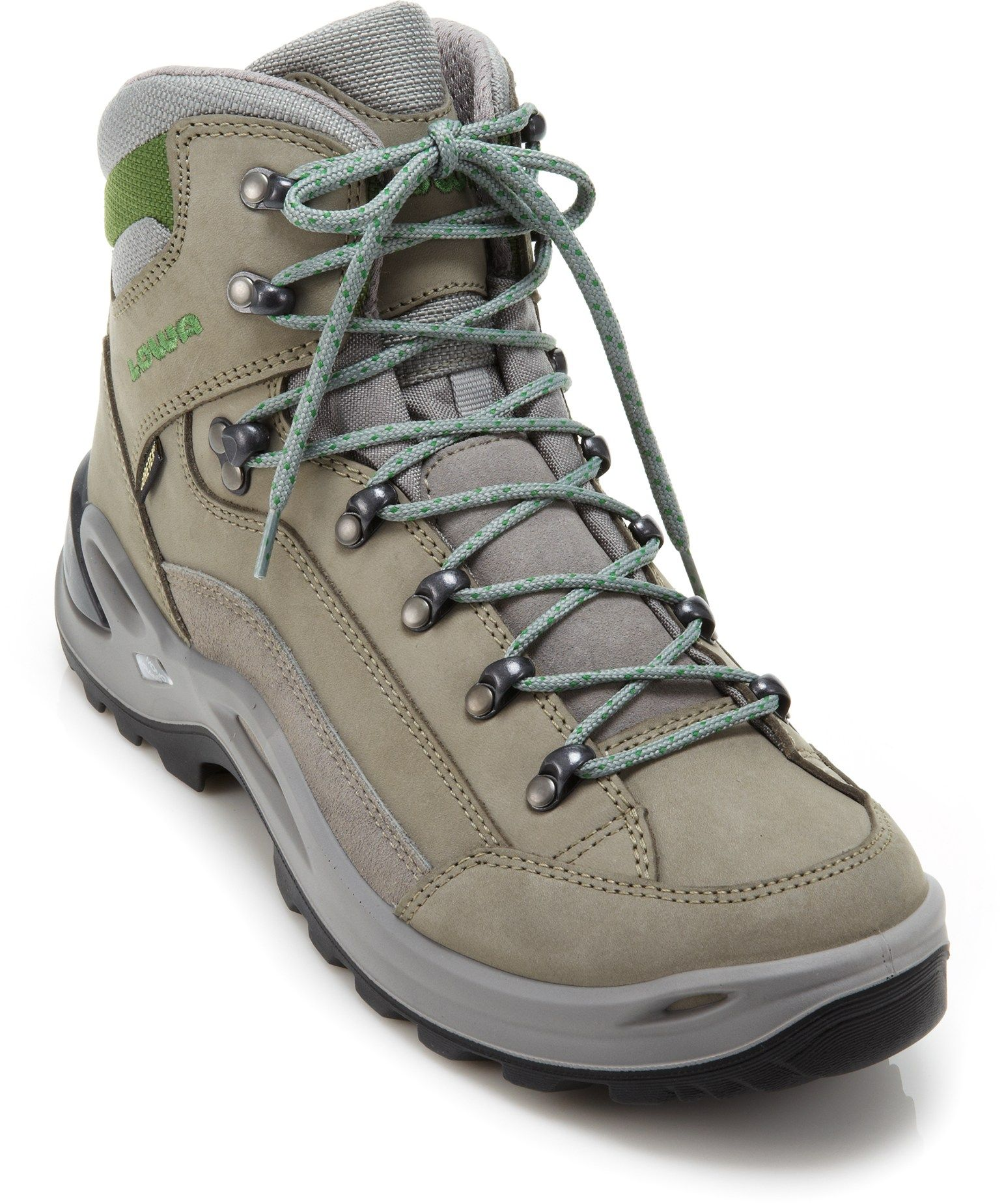 88c1db52215 Lowa Renegade GTX Mid Hiking Boots - Women's - Free Shipping at REI.com