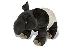 When Is The Best Time To See The Tapirs At The Zoo Elephant Stuffed Animal Realistic Stuffed Animals Giant Stuffed Animals