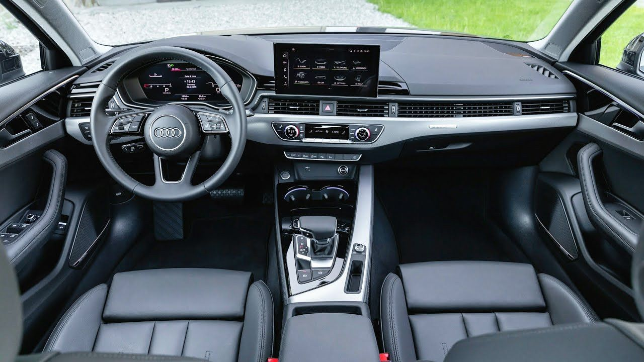 Audi A4 2020 Interior First Drive In 2020 Audi Interior Audi A4 Audi
