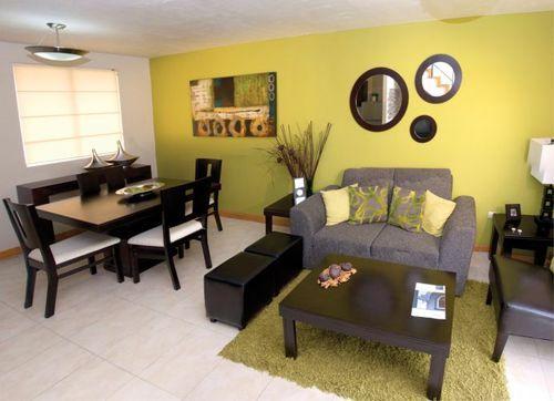 Ideas para decorar una sala comedor peque a estimad simo for Ideas para decorar una sala comedor pequena