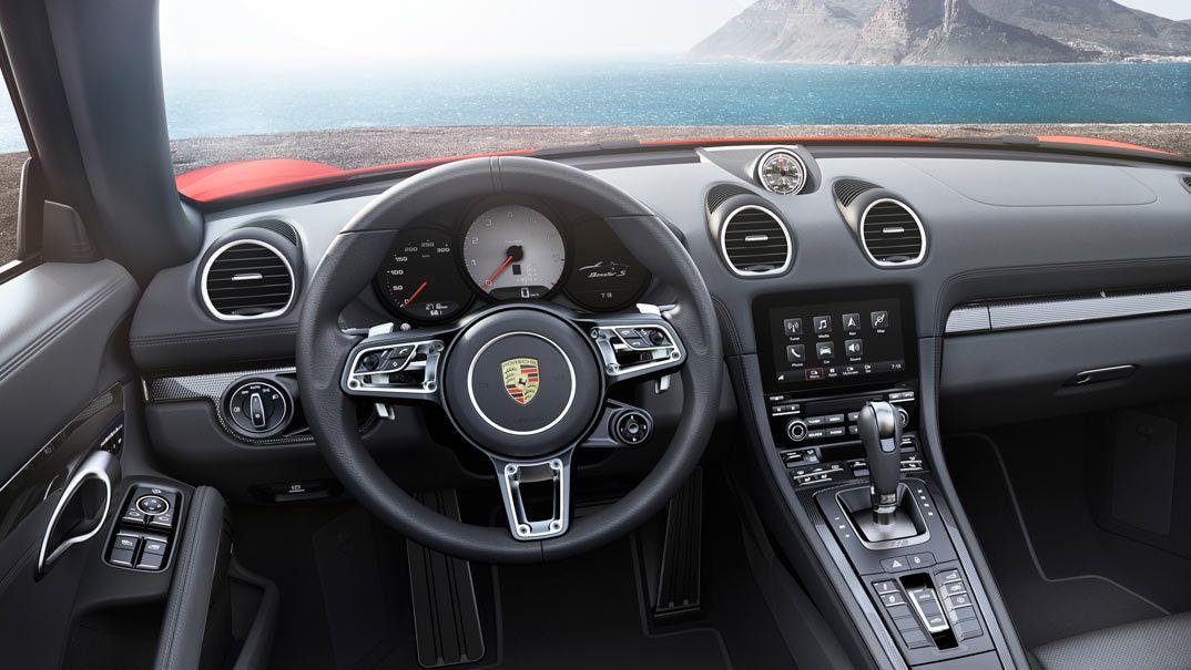 Nuevo Porsche 718 Boxster S Porsche Boxster Porsche Nova Geracao