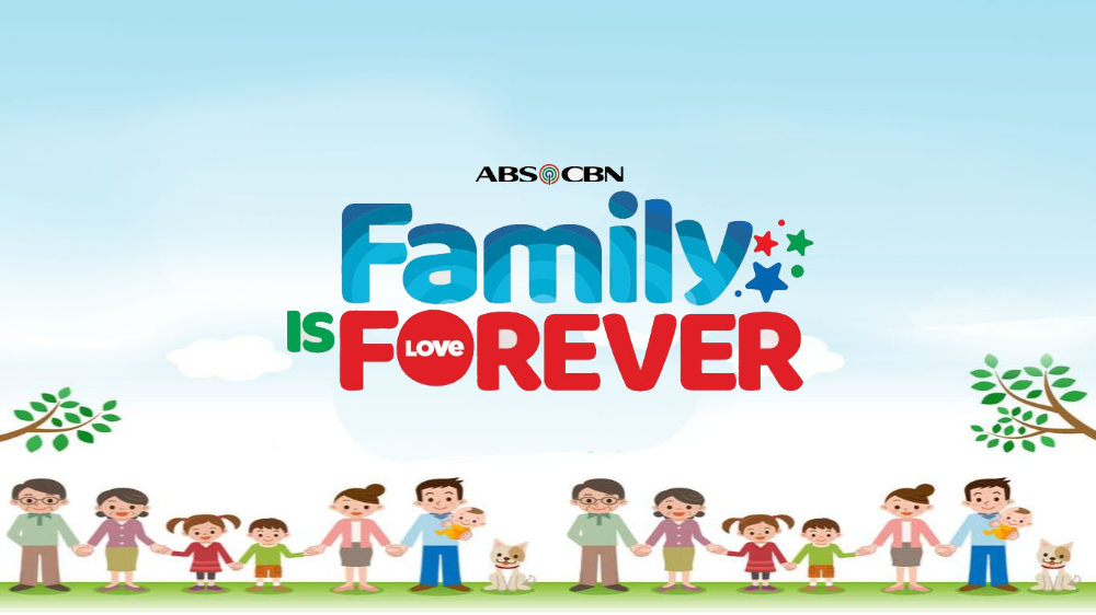 Family Is Forever AbsCbn Christmas Station ID 2019 in