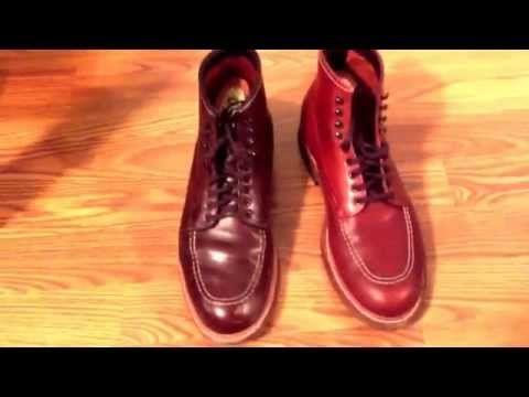 Alden Indy Boots 403 Vs 405 You