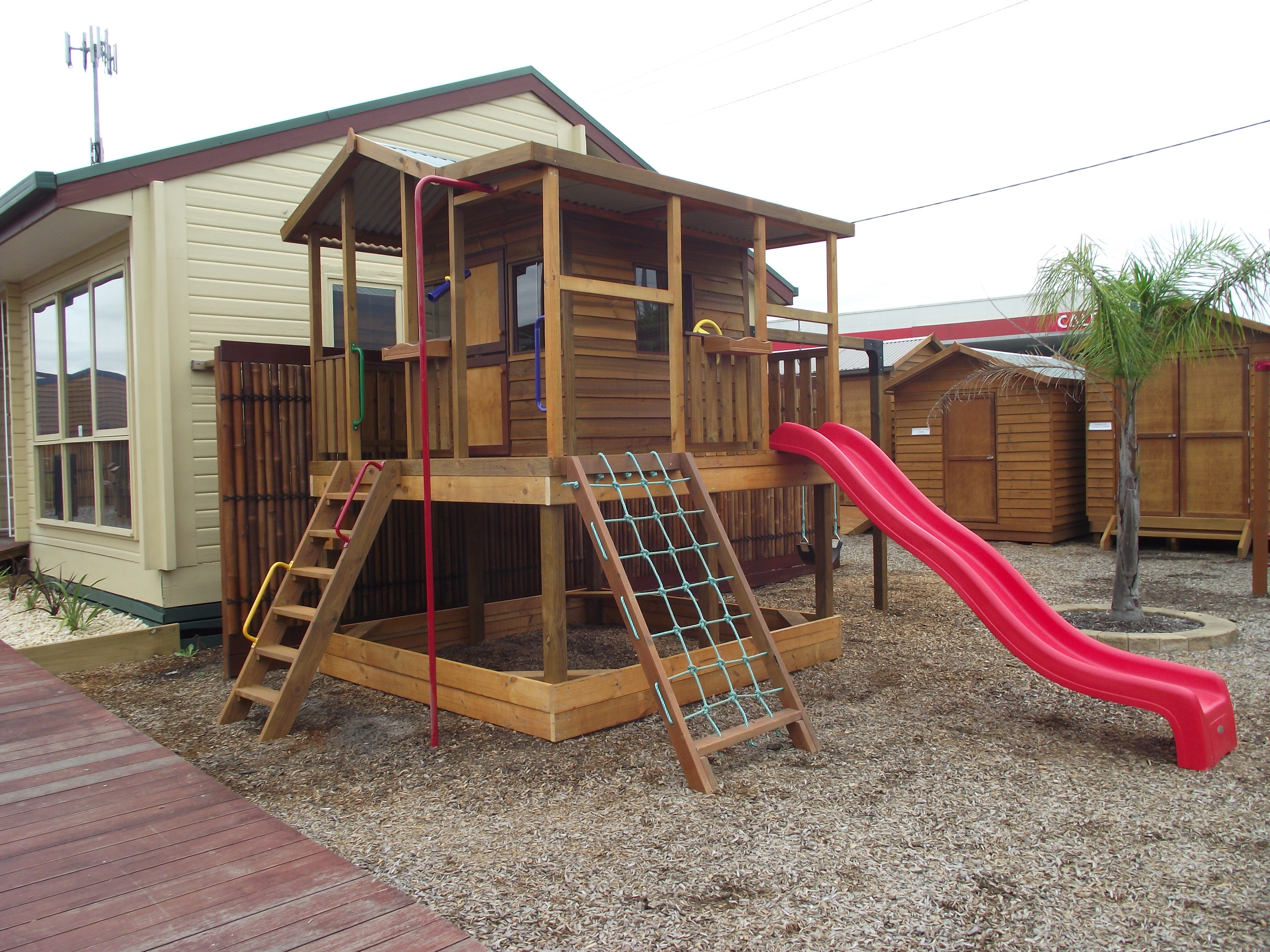 Cubby Houses by Matt's Homes and Outdoor Designs. Located