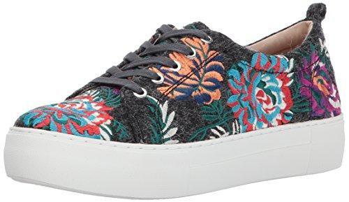 Women's Fashion Sneaker Grey, 7.5 US/US Size Conversion M US