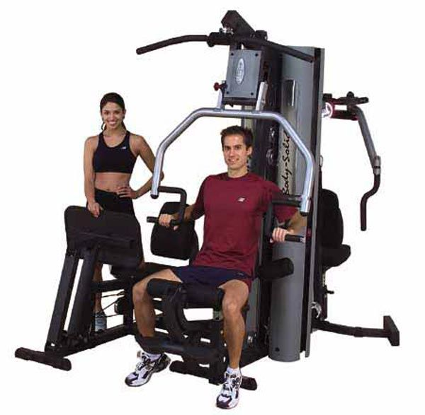 Body Solid G95 Multi Gym Only 2969 99 On Phd Fitness Co Uk Http Tinyurl Com L3legfk Health Fitness Multi Gym No Equipment Workout Gym